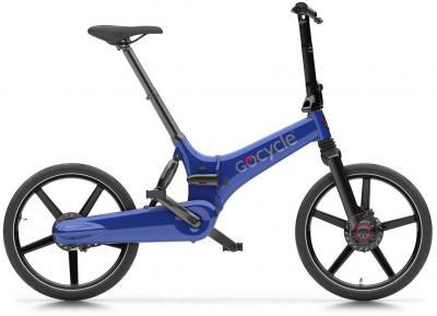 Gocycle GX: affidabile e di qualità