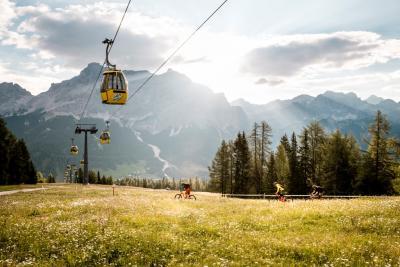 In Alta Badia apre la stagione dei Parchi Movimënt