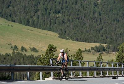 Un italiano conquista l'ICON Livigno Xtreme, il triathlon più alto al mondo