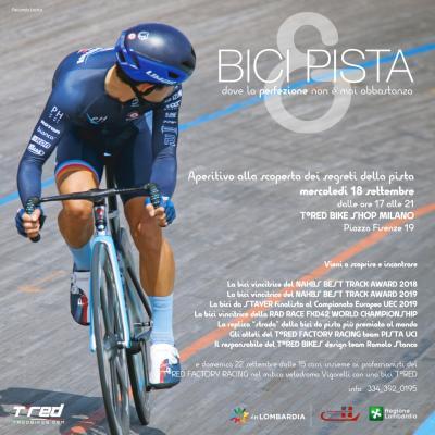 T°RED Bikes a Milano Bike City