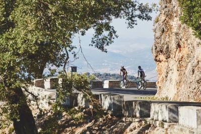 Sfida alle vette dell'Andalusia