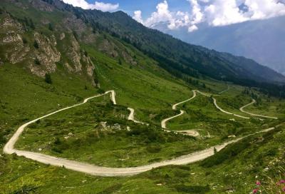 20K ultratrail: a ciclo continuo attraverso le Alpi