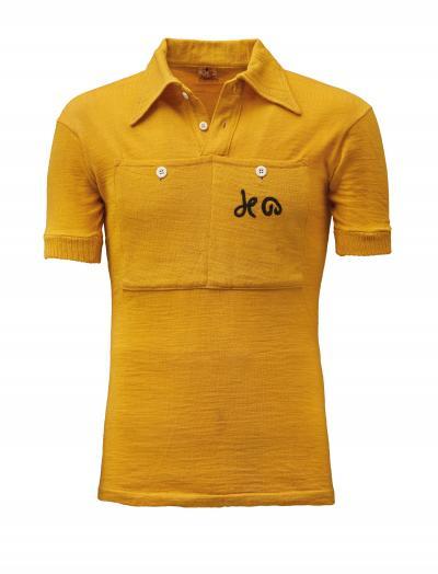La maglia gialla di Coppi all'asta