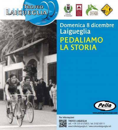 Domenica 8 dicembre, si parte col Trofeo Laigueglia