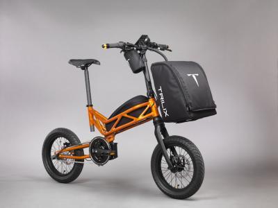 Moto Parilla Trilix, la e-bike pieghevole dal gusto italiano