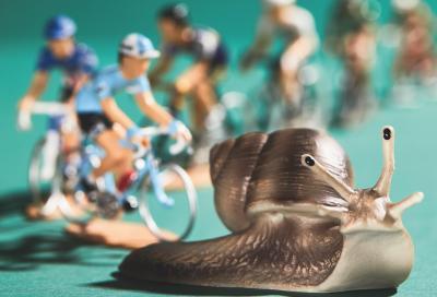 Il piacere dello slow cycling