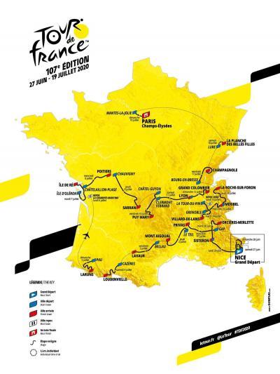 Parigi-Roubaix a rischio. Il Tour invece?