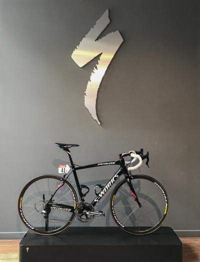 Specialized mette all'asta la bici di Nibali per sostenere la Protezione Civile
