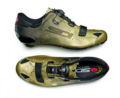 Sidi Sixty: la scarpa ispirata a Egan Bernal si fa gold