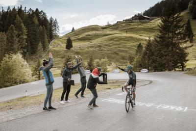 La Ötztaler Radmarathon si fa social