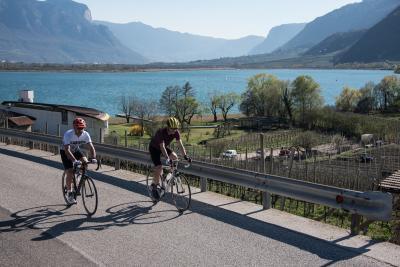 Alto Adige, pedalare in paradiso