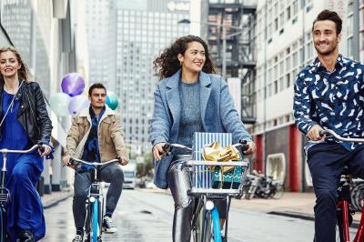 A Milano il servizio di noleggio bici a lungo termine