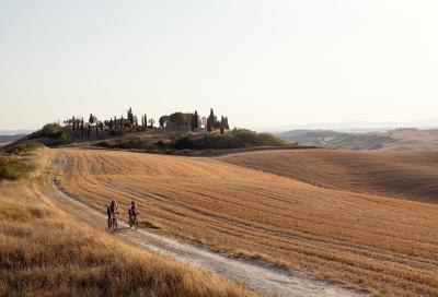 A Terre di Casole si fa cicloturismo e si impara a fotografare con Paolo Ciaberta