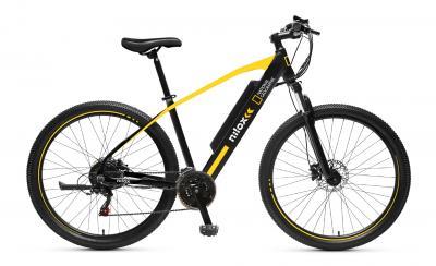 Nilox e National Geographic insieme per una gamma di e-bike