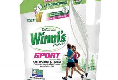 Il detersivo per sportivi che rispetta i tessuti e l'ambiente