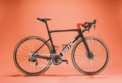 Nuova, nuovissima BMC Teammachine