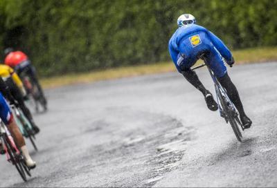 Come guidare la bici sotto la pioggia