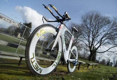 È questo il futuro degli pneumatici per bici?