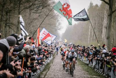 Niente Parigi-Roubaix ad aprile
