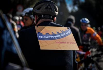 L'odio verso i ciclisti è reato