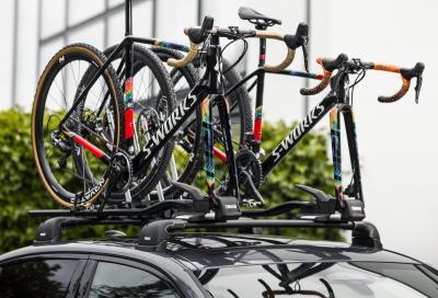 I nuovi sistemi Thule per il trasporto della bicicletta in auto