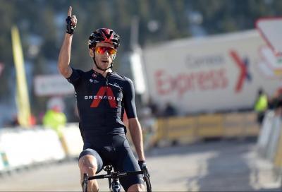 Giro della Catalogna: Ineos domina e vince Adam Yates