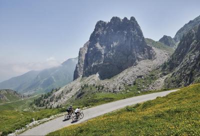 Colle Fauniera, la montagna dimenticata