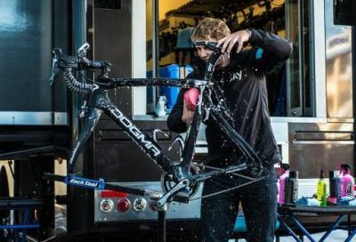 Come pulire la bici in primavera