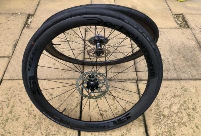 Le nuove ruote in carbonio Deda Elementi SL45DB