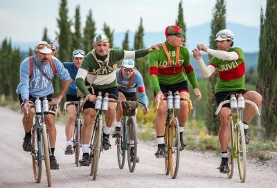 Un sogno chiamato Eroica: si torna a pedalare sulle strade bianche di Montalcino