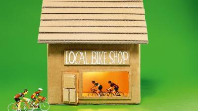 Il negozio di biciclette specializzato, l'universo del ciclista