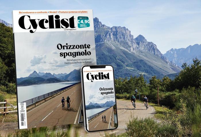 Cyclist magazine numero 52: in vendita ora!
