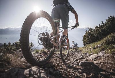 Dolomiti Paganella Bike Area, il paradiso della mtb