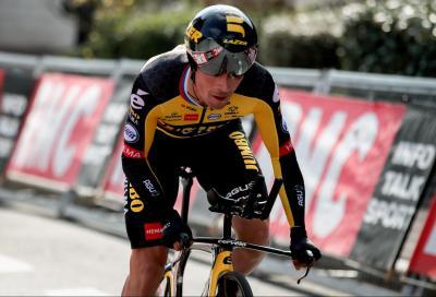 Primoz Roglic vince il Giro dei Paesi Baschi