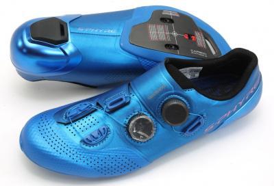 S-Phyre RC902, la nuova scarpa di Shimano