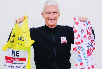 Allan Peiper, la mano invisibile che ha guidato Pogacar all'ultimo Tour de France