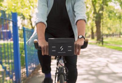 Swytch, la nuova generazione di e-bike