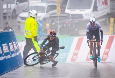 Giro di Romandia a Geraint Thomas, terzo Masnada e maglia verde a Colbrelli