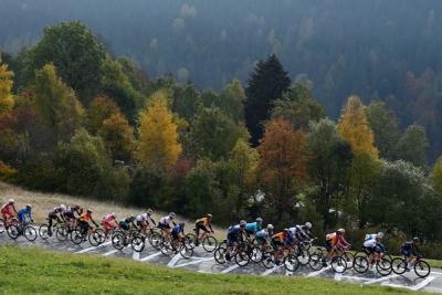Il Giro d'Italia diventa più verde con Ride Green