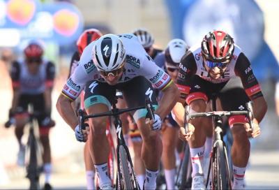 Giro d'Italia: vittoria per Peter Sagan trascinato dalla Bora-Hansgrohe