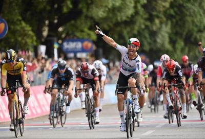 Giro d'Italia: finalmente è arrivato il giorno di Giacomo Nizzolo