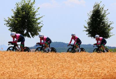 Sempre più rosa: arriva il Giro d'Italia Donne