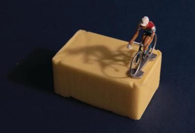 Usi molto i grassi quando pedali sulla tua bici?