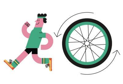 Corsa e bici: nemica o alleata del ciclista?