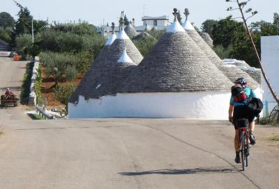 Pedalare in Puglia tra terra e mare