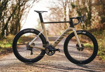 Canyon Aeroad CFR Disc Di2: una bici agile, efficiente e confortevole