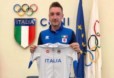 La maglia ufficiale della nazionale italiana alle Olimpiadi di Tokyo sarà di Castelli