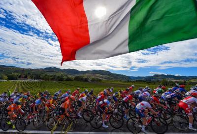 Campionati Italiani di ciclismo su strada: Matteo Sobrero, Elisa Longo Borghini e Sonny Colbrelli in Maglia Tricolore
