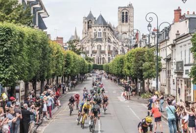 Tour de France: prima settimana per Alaphilippe,  Van der Poel e Pogačar