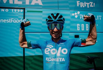 Intervista: Lorenzo Fortunato, il campione dello Zoncolan che non amava gareggiare